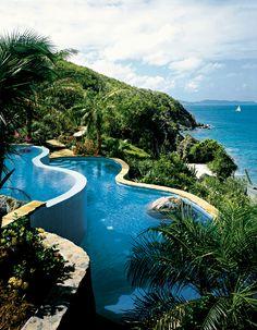Top Spas in the World | Rosewood Little Dix Bay, Virgin Gorda, British Virgin Islands