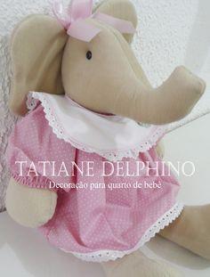 Tatiane Delphino: ELEFANTES E MOLDES