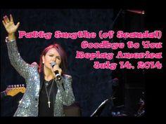 Patty Smythe of Scandal - Goodbye to You