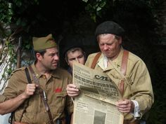 News at the Front.  In Asturias with Frente de Nalon.