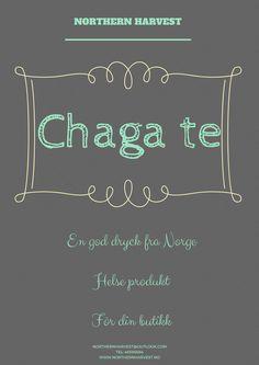 Chaga Tea