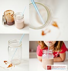 Homemade Chocolate Milk Mix by Anna Mayer.  healthy.  no chemical crap.