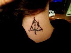 notsodarkmarks: Harry Potter Tattoos