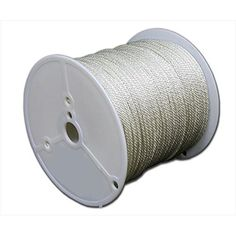 TW Evans Cordage Number 35 109 in x 500 ft Solid Braid Nylon Rope Spool RMG4H4E54 E4R46T32540501 -- More info could be found at the image url. (This is an affiliate link) #gardeningtools