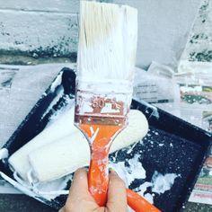 Others hold ice-cream, we hold brush