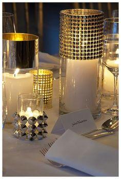 #wedding #diy #centerpieces