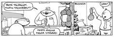 Tintin talviherkut