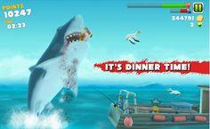 Hungry Shark Evolution – Jaws Cep Telefonunuzda! | CemTurk.Net