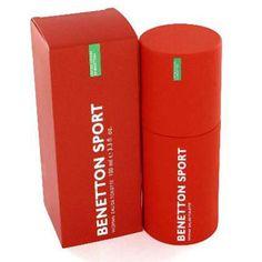 Benetton Sport for Women 100ml Eau de Toilette Spray
