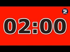 1 minute countdown timer