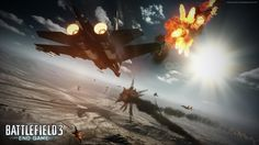 battlefield 3 end game wallpaper games