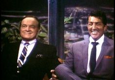 March 6th, 1969; Dean Martin is a guest on the Tonight Show with Bob Hope & George Gobel.