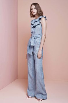 Jill Stuart | Resort 2017 Collection | Vogue Runway