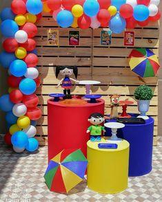 Fiesta Theme Party, Party Themes, Baby First Tv, Ideas Para Fiestas, Art Party, Ballon, Birthday Decorations, Mini, Mexican Birthday Parties