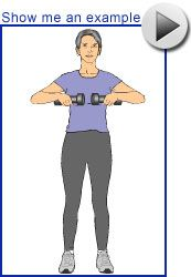 Physical Activity: Strength Training for Older Adults: Exercises: More Exercise | DNPAO | CDC