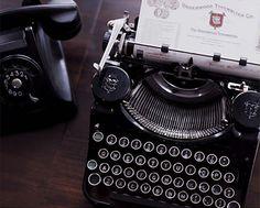 I ♥ typewriters