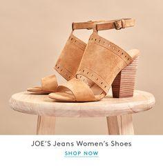 JOE'S Jeans Women's Shoes | Shop Now