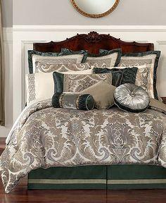 Waterford Bedding, Richmond Comforter Sets