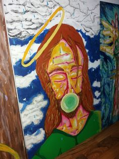#bubbeljesus My Arts, Painting, To Draw, Art, Painting Art, Paintings, Paint, Draw