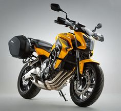 SW Motech protect the Honda CB650F - http://motorcycleindustry.co.uk/sw-motech-protect-honda-cb650f/ - SW Motech