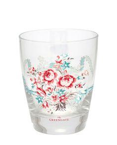 Betty Trinkglas white