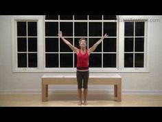 ▶ New Year Fitness - Pilates Workout - 10m.