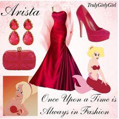 Arista outfit - by trulygirlygirl
