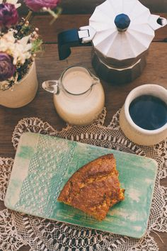 Mandarina Cake, de Nona Bruna en pimienta rosa