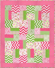 Shannon Fabrics: Patchwork Puzzle - FREE Patterns for Premium Members Only - Quilters Club of America