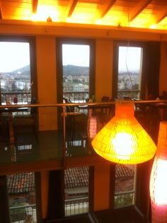overview from the lounge area of the hotel