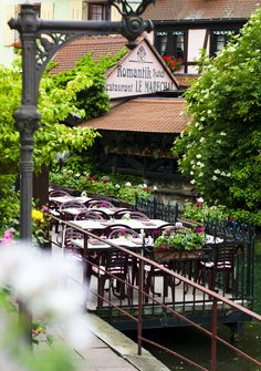 """Colmar, France aka the """"little Venice"""" is one the most romantic and charming towns in France"""