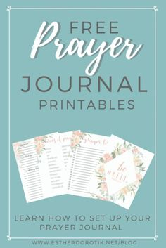 Have you ever struggled through prayer? Learn step-by-step how to set up your prayer journal and grab the FREE prayer printables. Make prayer a priority! Lds, Prayer Journal Template, How To Pray Effectively, Prayer Ministry, Effective Prayer, Printable Prayers, Prayer List, Free Bible Study, Prayer Journals