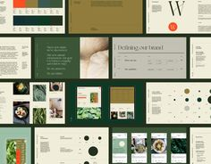 Best Company Names, Design Company Names, Brand Guidelines Design, Presentation Layout, Brand Book, New Names, Brand Packaging, One Design, Branding Design