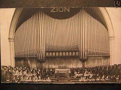 Shiloh Tabernacle, Zion City, Illinois