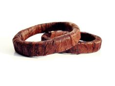 round brown - bangles