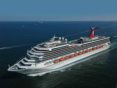 Atlantic Ocean, Caribbean Sea and Gulf of Mexico, Western Caribbean cruise on the Carnival Liberty.