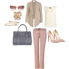 Cute professional outfit