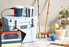 Party Out Back: Coolers, Lawn Games & More