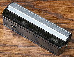 Carbon Fiber Vinyl Record Cleaning Brush   DAK