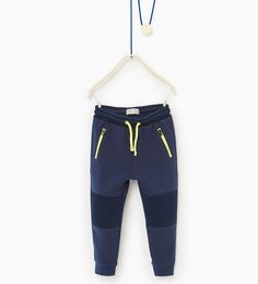 Sporty collection trousers-TROUSERS-Boy-Kids | 4-14 years-KIDS | ZARA United States