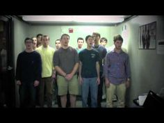 Sound of Silence (A Cappella) - The Gentlemen of the College<<I'm putting this here so you guys can see it. It is LIFE-CHANGING.