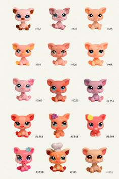 Nicole`s LPS blog - Littlest Pet Shop: Pets: Pig