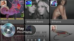 Twitter Launches Twitter #music App and Service http://mashable.com/2013/04/18/twitter-music-launch-2/