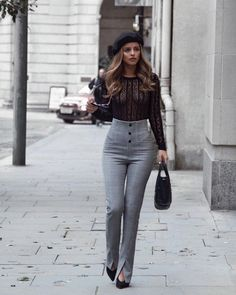 125 Casual Work Outfits for Summer to Try this Year Blazer Outfits For Women, Casual Work Outfits, Classic Outfits, Mode Outfits, Stylish Outfits, Fashion Outfits, Womens Fashion, Fashion Trends, Work Fashion
