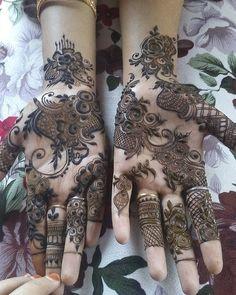 Khafif Mehndi Design, Floral Henna Designs, Full Hand Mehndi Designs, Mehndi Design Pictures, Mehndi Designs For Girls, Wedding Mehndi Designs, Mehndi Designs For Fingers, Dulhan Mehndi Designs, Beautiful Mehndi Design