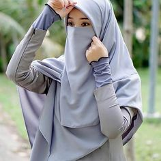 Niqab Fashion, Muslim Fashion, Fashion Outfits, Hijabi Girl, Girl Hijab, Beautiful Hijab, Beautiful Asian Women, Sequin Bodysuit, Islam Women