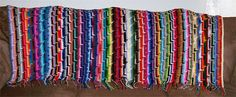 OOAK Colorful Indian Style Afghan Ready to Ship by HandcraftedByDebbie @ www.etsy.com/shop/HandcraftedByDebbie