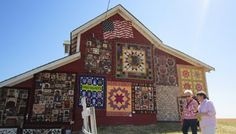 Henry Glass Fabrics: Buggy Barn Quilt Show