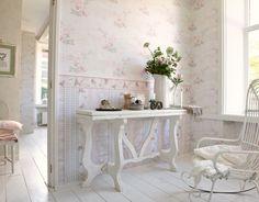 Brillant Romantische Deko Wohnzimmer Romantic Shabby Chic, Shabby Chic Style,  Shabby Chic Wall Decor
