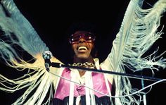 Sly and the Family Stone Live at 1969 Woodstock Music & Art Fair ...